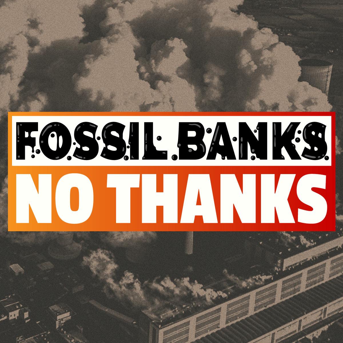 852db48ec49c Fossil Banks No Thanks!